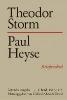 ,Theodor Storm - Paul Heyse I. 1853-1875