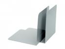 ,boekensteun Alco 130x140x140mm metaal 2 stuks in doos grijs