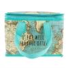 ,Lunch bag RETRO vintage world map