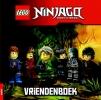 ,<b>LEGO NINJAGO Vriendenboekje</b>