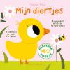 Marion  Billet,Mijn diertjes (geluidenboekje met voelplekken)