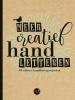 Gabri Joy  Kirkendall, Jaclyn  Escalera,Meer creatief handletteren