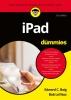 <b>Edward C.  Baig, Bob  LeVitus</b>,iPad voor Dummies, 2e editie