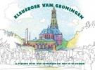 <b>Anton  Scheepstra</b>,Kleurboek van Groningen