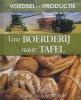 Spilsbury,Voedsel en productie Van boerderij tot tafel