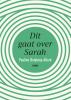 <b>Pauline  Delabroy-Allard</b>,Dit gaat over Sarah
