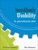 Peter  Kassenaar,Handboek usability