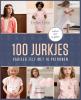 <b>Evelien  Cabie</b>,100 jurkjes