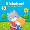,<b>Kiekeboe! Een leuke dag met mama (flappenboek)</b>
