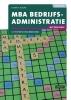 H.M.M.  Krom ,MBA Bedrijfsadministratie met resultaat Uitwerkingenboek 3e druk