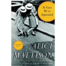 Mattison, Alice In Case We`re Separated