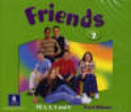 Liz Kilbey Friends 2 (Global) Class CD4