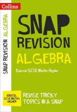 Collins GCSE Algebra (for papers 1, 2 and 3): Edexcel GCSE 9-1 Maths Higher