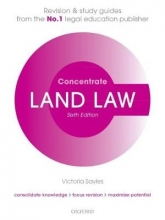 Sayles, Victoria Land Law Concentrate