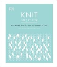 Vikki Haffenden,   Frederica Patmore Knit Step by Step