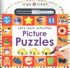 Jennings, Emma,   Powell, Sarah,   Oliver, Amy Picture Puzzles