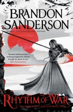 Brandon  Sanderson , Rhythm of War