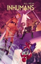 Asmus, James All-New Inhumans 2