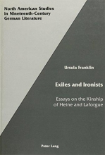 Franklin, Ursula Exiles and Ironists