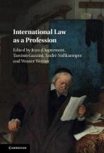 d Aspremont, Jean International Law as a Profession
