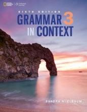 Sandra N. Elbaum Grammar in Context 3