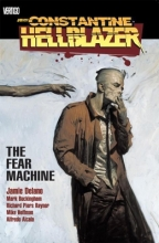 Delano, Jamie John Constantine Hellblazer 3
