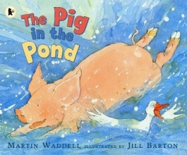 Waddell, Martin Pig in the Pond