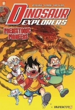 Redcode,   Albbie Dinosaur Explorers 1