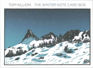 Killion, Tom The Winter Note Card Box
