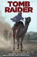 Pratchett, Rhianna Tomb Raider Volume 2