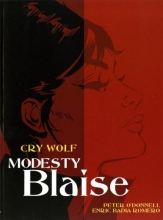 O'Donnell, Peter Modesty Blaise