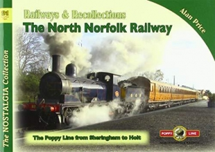 ALAN PRICE NORTH NORFOLK RAILWAY 87