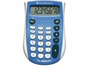 , Rekenmachine TI-503 SV
