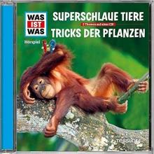 Baur, Manfred WAS IST WAS Hörspiel-CD: Superschlaue TiereTricks der Pflanzen