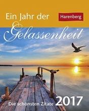 Ein Jahr der Gelassenheit 2017 Mini-Geschenkkalender