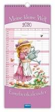 Familienkalender Meine kleine Welt 2020
