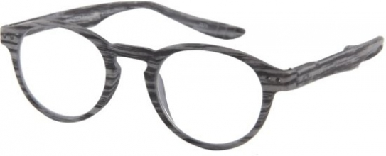 G59525 , Leesbril hangover panto g59500 grijs 2.50