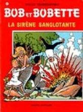 Willy  Vandersteen Bob et Bobette 237 La sirene sanglotante