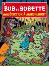 Willy  Vandersteen, Peter van Gucht Bob et Bobette Malediction a Marchimont 327