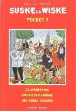 Vandersteen,,Willy Suske en Wiske Pocket 07
