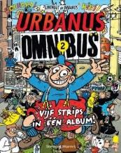 Willy  Linthout Urbanus Urbanus Omnibus 2