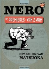 Marc  Sleen De avonturen van Nero klassiek De Premières Van Zwam Het geheim van Matsuoka