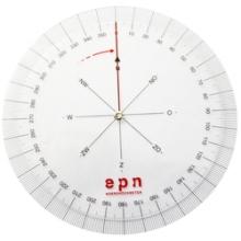 Koershoekmeter set 10 ex