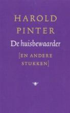 H.  Pinter De huisbewaarder en andere stukken
