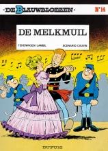 Willy,Lambil/ Cauvin,,Raoul Blauwbloezen 14