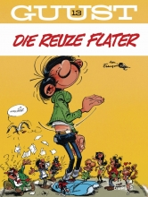 Franquin,,André Guust Flater 13