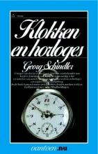 G. Schindler , Klokken en horloges