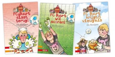 Els Rooijers , Pakket B.O.J. Voetballen AVI M5 (3 titels)