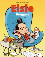Eric Hercules , Elsje 10 - Bruggers