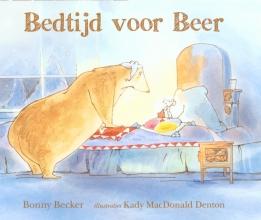 Bonny  Becker Bedtijd voor beer